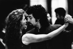 Sally Potter and Pablo Veron. The Tango Lesson. 1997. Great Britain, France, Argentina, Japan, Germany. Directed by Sally Potter.