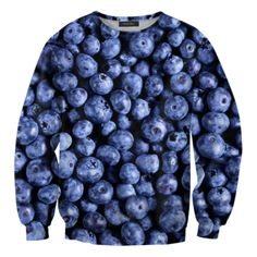 www.moresexy.eu    Hint some blueberries with me <3  #diy #design #clothes #moresexy #sweater #inspiration #mrgugumissgo #printed