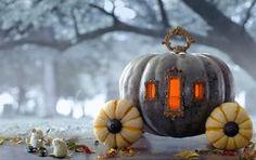 princess party ideas pumpkin carriage
