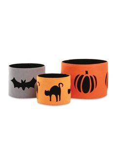 Tag: Trick Or Treat Felt Bowls
