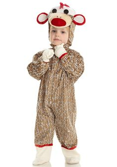 Cheap Toddler Sock Monkey Costume on Black Friday 2013 November 29 This is best buy and special discount Toddler Sock Monkey Costume of the year You will be ...  sc 1 st  Pinterest & Repurposing Day 1: Old Sweater into a Sock Monkey | Sock monkey ...