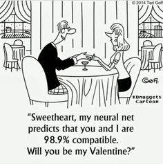 Funny Valentines: Here are more cartoons poking fun at