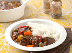 This rich and tasty dish is one everyone should master! Filipino Beef Kaldereta