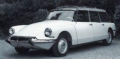 Citroën DS evolution