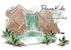Prana Kids | Ruler of the Island