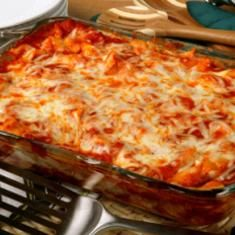 Baked Ziti by Buddy Valestro - Cake & Kitchen Boss