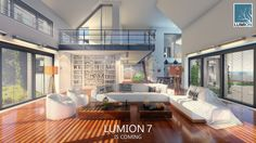 Lumion 7 PRO Crack With License Key Free Download Lumion 7 Pro Crack is design or 3D imagining software package that could be utilized to design and style properties, images, inside and Other folks, the program is utilized by the construction. #lumion7procrack