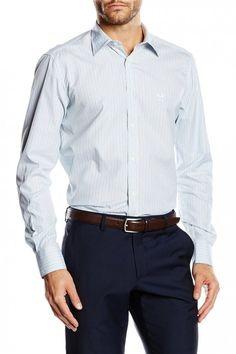 V 1969 Italia Mens Fit Modern Classic Neck Shirt Fred Perry, Modern Classic, Versace, Brand New, Shirt Dress, Fitness, Mens Tops, Cotton, Fashion Design