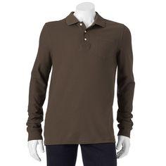 Men's Croft & Barrow® Easy-Care Polo, Size: