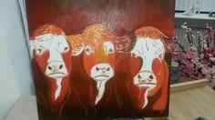Eigen werk: Koeien