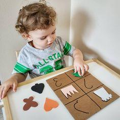 Toddler Learning Activities, Montessori Activities, Infant Activities, Diy And Crafts, Crafts For Kids, Teaching Strategies, Kindergarten, Kids Rugs, Cards