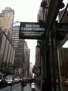 Around Town : New York Shopping