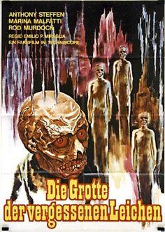 """""""Die Grotte der vergessenen Leichen"""" von Emilio Miraglia"""