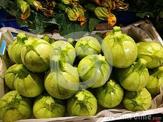 Raw produce in farmers market