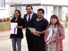 """Cauquenesnet / Noticias de Cauquenes: Familias de conjunto habitacional """"Fuerza Curanipe..."""