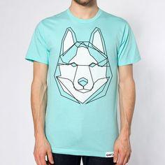 Husky Lines Unisex T-shirt – Give A Fluff