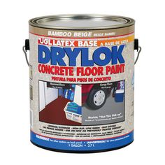 Behr Premium 1 Gal 902 Slate Gray 1 Part Epoxy Concrete