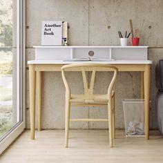 Gefunden bei Wayfair.de - Schreibtisch Zena