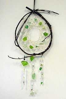 I want to make my own dream catcher.