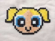 Powerpuff Girls Bead Sprites Set of 3 by PrettyPixelations on Etsy
