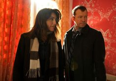 Blue Bloods   Jennifer Esposito And Donnie Wahlberg ... A Dynamic Duo, Great