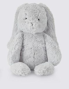 Lost on 24 Jun. 2016 @ Bognor regis. My daughter lost her Grey bunny from M&S on Friday somewhere along the beach front of Bognor Regis or on way to Greggs in the town or in the Butlins resort. Please let me know if anyone sees it Tha... Visit: https://whiteboomerang.com/lostteddy/msg/8jzsmr (Posted by Holly on 26 Jun. 2016)