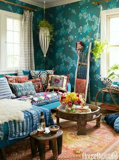 Bohemian Decor Simple A Bohemian Décor Can Be Achieved Without Having To Spend A Lot Of Design Decoration