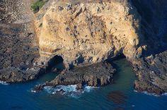 Portuguese Pt. Sea Caves