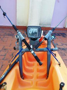 Venta kayak pesca Frenzy