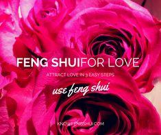 feng shui tips for love