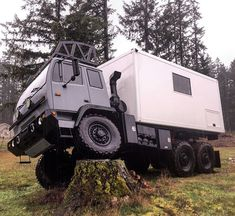 Overland Truck, Overland Trailer, Expedition Vehicle, Camper Caravan, Truck Camper, Offroad Camper, Off Road Rv, Off Road Camping, Luxury Rv