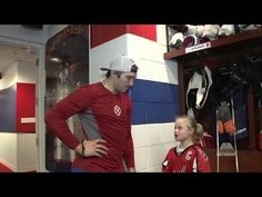 Hockey Player Makes Dream Come True For Girl With Down Syndrome.. Not a huge Ovi fan but this was sweet.