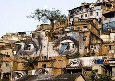 Faces of Favelas- Women Are Heroes Project, Morro da Providencia, Rio de Janeiro, Brazil, 2008
