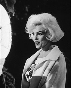 Marilyn Monroe, Something's Got To Give, 1962.