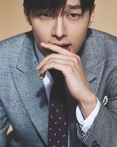 Needing some Jang Ki-yong right now! Korean Face, Korean Men, Asian Men, Asian Actors, Korean Actors, Joo Hyuk, Korean Fashion Men, Asian Hotties, Boyxboy
