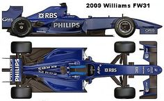 Sport Cars, Race Cars, Williams F1, Mclaren Mp4, Formula 1 Car, Blue Prints, 3d Modeling, F 1, Line Drawing