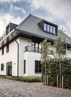 Versteegh-Design-huis-renovatie House Extension Design, Extension Designs, House Design, Classic Architecture, Garden Architecture, Interior Architecture, Door Design Interior, House Extensions, Dream Houses