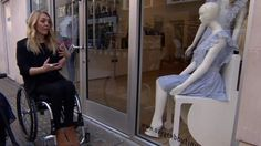 """New research shows that access to the High Street for disabled people remains """"slow"""", according to a new survey by DisabledGo."""