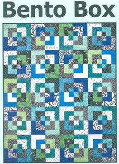 Bento Box Pattern