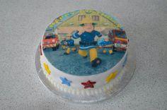 Fireman sam cake Fireman Sam Birthday Cake, Fireman Sam Cake, Boy Birthday Parties, 3rd Birthday, Birthday Cakes, Cupcake Cakes, Cupcakes, Different Cakes, Firemen