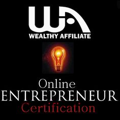 This is a 10-lesson course that is part of the Wealthy Affiliate Online Entrepreneur Certification. It will walk you through the steps of creating a successful.     http://lifesrichliving.com/build-a-website-in-under-30-seconds/