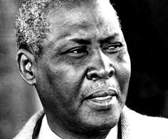 """The struggle must go on... to make the opportunity for the building to begin.""   ~ Albert Mvumbi Luthuli"