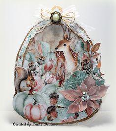 "Ineke""s Creations: Demo Gerda's Hobbyshop Paper Ornaments, Christmas Tree Ornaments, Christmas Cards, Christmas Decorations, Scrapbooking, Scrapbook Cards, A Christmas Story, Paper Cards, Cardmaking"