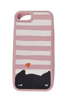 Cat's Tsumori Chisato-iphone case