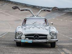 Mercedes-Benz 300 SL 'Sportabteilung' Gullwing – 1955