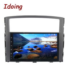 ==> [Free Shipping] Buy Best Idoing 1Din 9inch Android6.0 Car Multimedia Player Fit MITSUBISHI PAJERO V97 V93 2006-2011 Octa Core Fast Boot 2G RAM 32G ROM Online with LOWEST Price | 32734149161