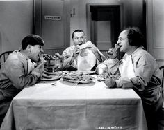 CALLING ALL CURS (Episode 41-1939) The Stooges are veterinarians treating a rich lady's dog Garcon. Two men, posing as reporters, come to check out the Stooges' clinic. They are really dognappers who capture Garcon and hold him for a $2000 ransom.