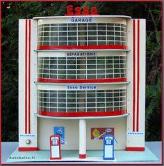 Garage Esso Depreux