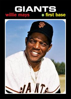 Baseball Wall, Baseball Cards, Hank Aaron, Gold Gloves, Willie Mays, San Francisco Giants, Bobby, All Star, Mlb