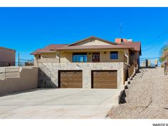3165 Thistle Dr, Lake Havasu City - * Just Listed *  Remodeled 3/3 pool home with almost 2000 SqFt, new kitchen, flooring and bathrooms, lake views, side driveway parking plus 24' 2 car garage...  http://www.homesearchlakehavasu.com/property/935771  #LakeHavasu #HavasuLew #NoBadDays #Havasu #JustListed #HavasuHomes #LakeLife #RiverLife #HavasuLife